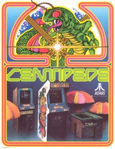 Centipede arcade