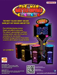 Pac-man Battle Royal