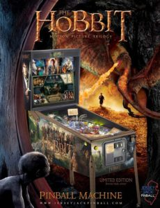 The Hobbit pinball