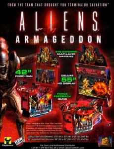 Aliens Armageddon