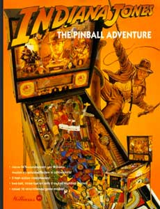 Indiana Jones - The Pinball Adventure