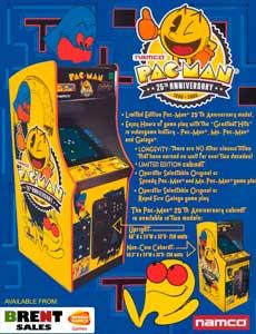 Pac-Man 25th Anniversary