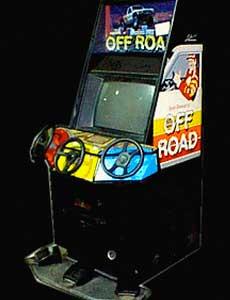 Super Off Road - Track Pak